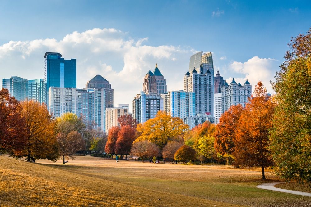 Georgia: le attrazioni più belle del paese statunitense